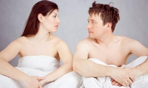 Симптомы у мужчин у которых небыло секса