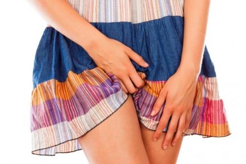 Грибок в интимных местах лечение