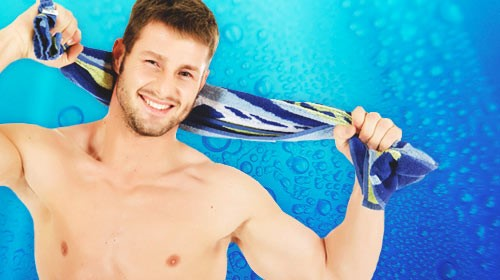 Лечение неприятного запаха в паху у мужчин