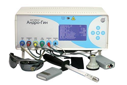 Физиотерапия (Андрогин) — Клиника «ВироМед»